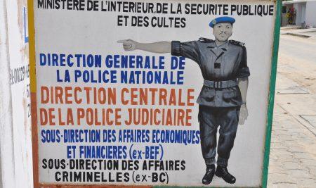 Formation de Criminalistique au BENIN