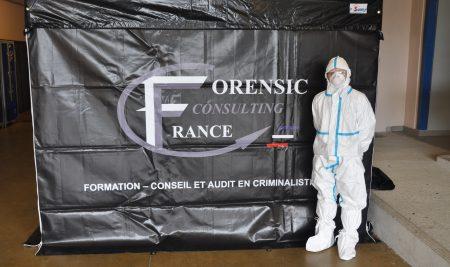 Scène de crime au Lycée Saint-Joseph de Lorient
