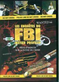 Les enquêtes du FBI – Piste d'indices sur la scène du crime
