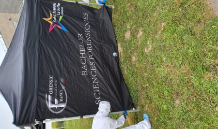 Bachelor Science Forensique à Lorient (56)